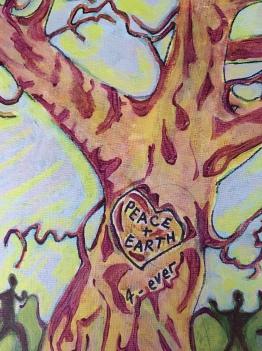 peace4evertree