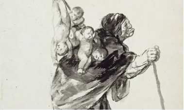 2019-03-31 10_54_25-Goya's 'witches and old women' drawings to be reunited at Courtauld _ Art and de