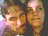 an oldie, my late spouse and me